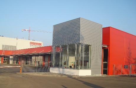 Druckzentrum Polskapresse in Katowice